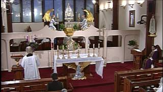 Daily Catholic Mass - 2016-12-04 - Fr. Anthony