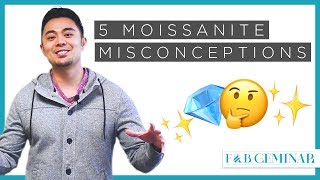 5 Misconceptions of Moissanite Debunked