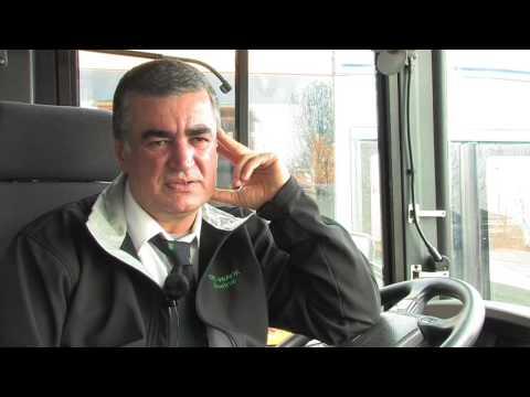 Valgmulighederne i pensionsordningen - Buschauffør Kemal Koc, City-Trafik