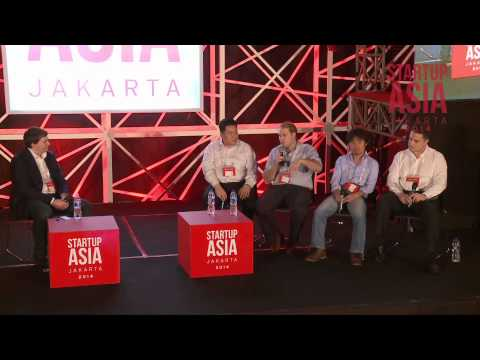 [Startup Asia Jakarta 2014] Discussion: Investing in Indonesia - Tread Carefully or Go Gung-Ho?
