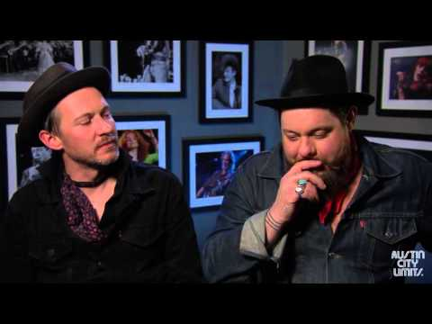 Austin City Limits Interview with Nathaniel Rateliff & The Night Sweats