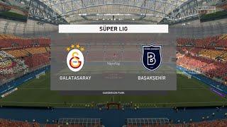 FIFA 21 Galatasaray vs Basaksehir Turkey Super Lig 02 02 2021 1080p 60FPS