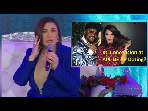 MEGASTAR Sharon Cuneta NASHOCK na KC Concepcion & APPLE DE AP is DATING? WALA PALA SYA ALAM from YouTube · Duration:  4 minutes 4 seconds