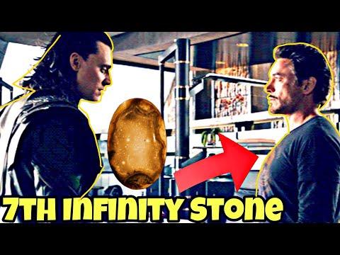 Tony Stark Has 7th Infinity Stone | 7th Infinity Stone in Avengers Endgame