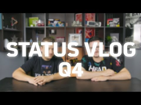 STATUS VLOG | PUBG Duo Cup & Tech cuccok és újdonságok