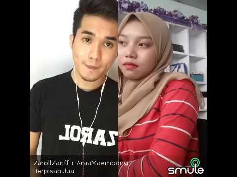 Berpisah Jua - ZarolZariff ft AraaMaembong