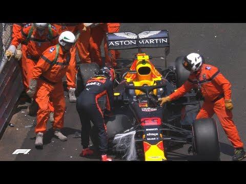 2018 Monaco Grand Prix: FP3 Highlights