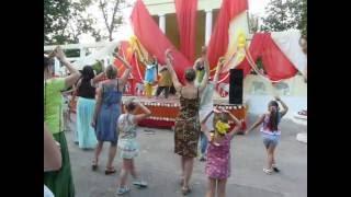 "Обучение индийским танцам от коллектива ""Читранги"""