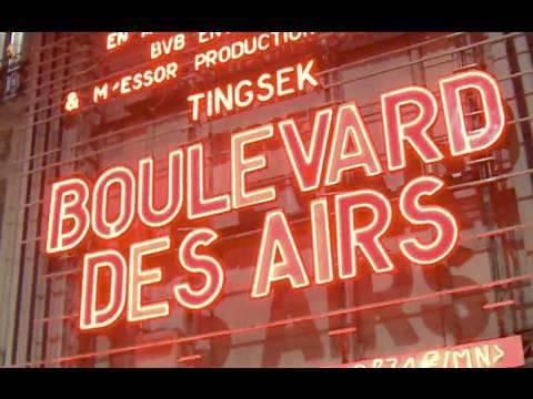 Boulevard des Airs & Guests, dans les coulisses de l'Olympia - interview & backstage