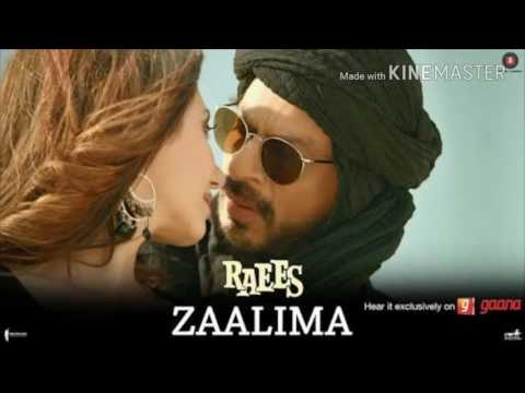 Arijit singh |Zaalima |Raees | Full song mp3