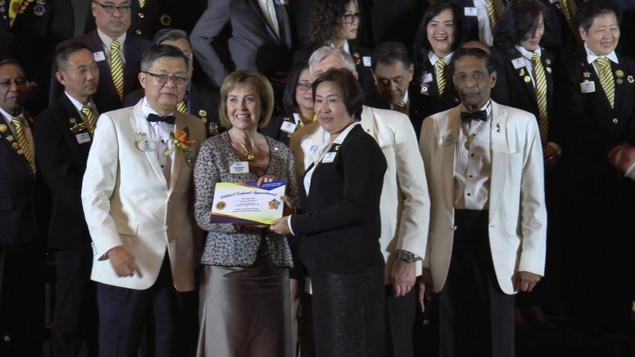 Lions Clubs First Female International President Wants To Hear More Women Roar