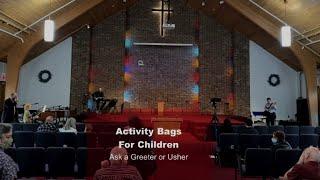 Worship Service May 2, 2021