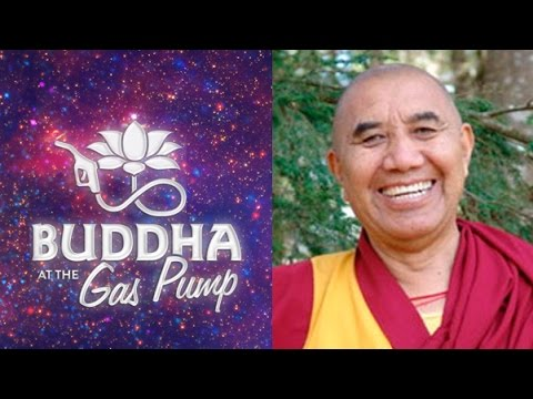 Khen Rinpoche Tsetan - Buddha at the Gas Pump Interview