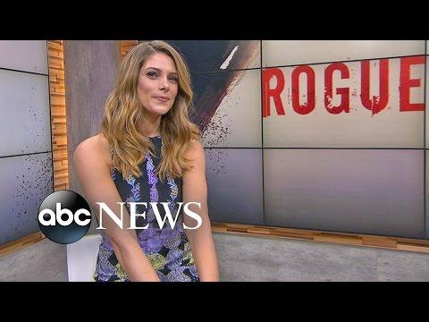 Ashley Greene Goes 'Rogue'