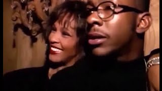 WHITNEY HOUSTON FUNNY MOMENTS