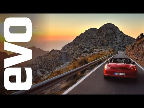 The greatest driving road in the world? Porsche Boxster GTS on Majorca | evo
