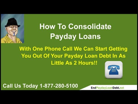 Payday Loan Consolidation Companies - Who's The Best? from YouTube · Duration:  1 minutes 23 seconds