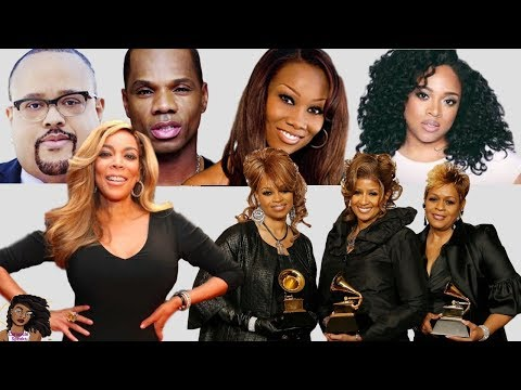 Wendy Williams SHADES The Clark Sisters | Gospel Community Claps Back