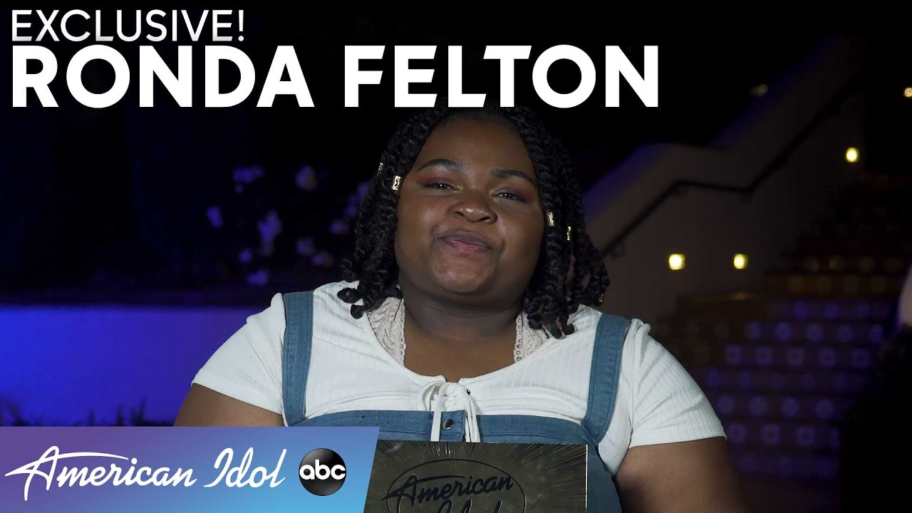 Ronda Felton Shares Her Emotional Audition Experience - American Idol 2021