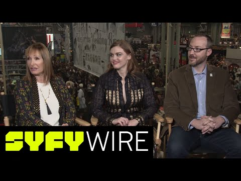 Lore's Producer Gale Anne Hurd on Adapting the Podcast for TV  New York ComicCon 2017  SYFY WIRE