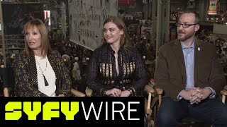 Lore's Producer Gale Anne Hurd on Adapting the Podcast for TV | New York Comic-Con 2017 | SYFY WIRE