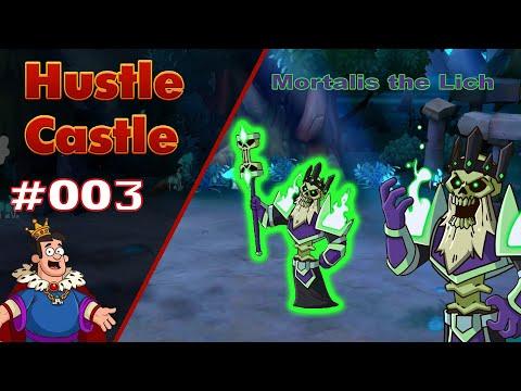 Mortalis The Lich Boss Fight | Hustle Castle E003