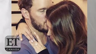 Chris Pratt And Katherine Schwarzenegger Engaged
