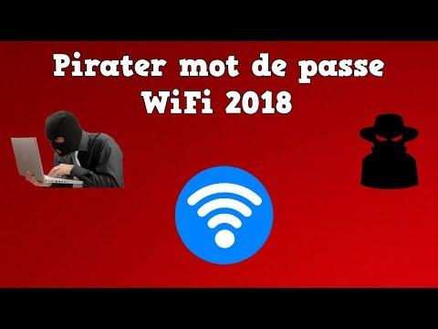 Pirater mot de passe WiFi 2018