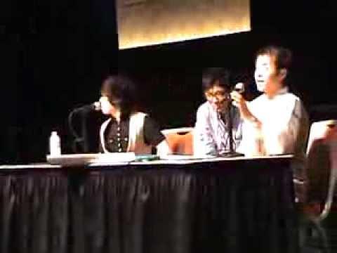 T.M. Revolution Q & A at Otakon 2013 Part One