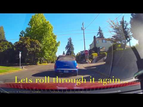 Stupid Drivers in Salem Oregon  7-20, 7-21, 8-7-17