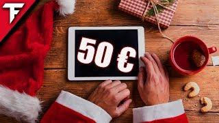 5 coole Technik Weihnachtsgeschenke unter 50 €