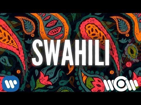 Swahili - Swan WILLIAMS