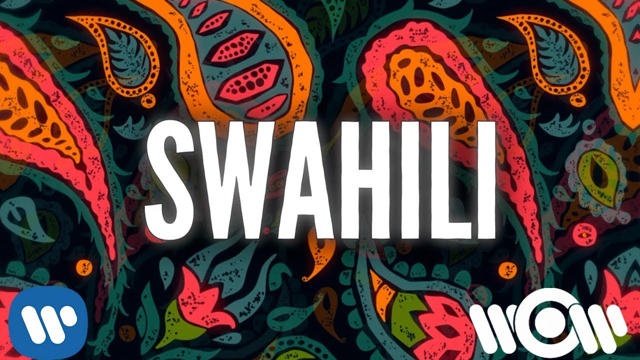 Download Swan Williams & Martin Gallop - Swahili | Official Lyric Video