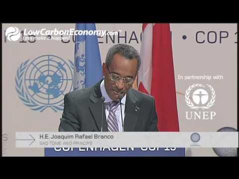 Sao Tome and Principe - High Level Segment - COP15 - part 1