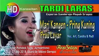 TARDI LARAS (HD) Medley Mari kangen Pring Kuning Prau Layar