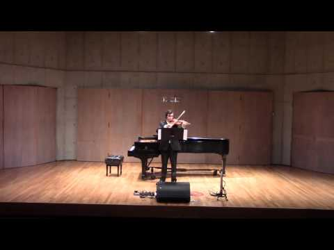 Matt Logan's Grad Recital 1. Acoustic Set