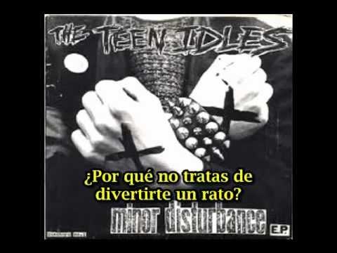 Teen Idles Sneakers subtitulado español