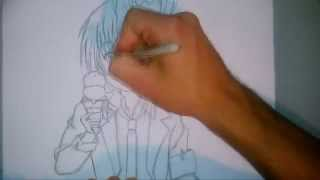 Amu Hinamori de Shugo Chara! - Speed Drawing #10