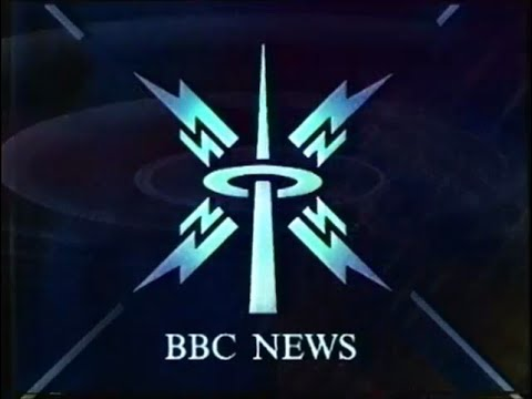 BBC News & Weather - 9th December 1990