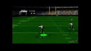 NFL Quarterback Club 99 Acclaim vs Iguana Part 1