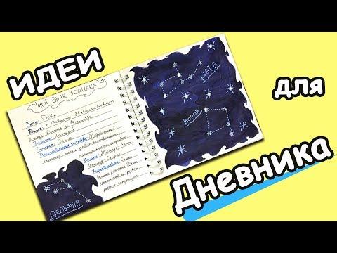 Чем крут твой знак зодиака? Тема оформления в Личный Дневник