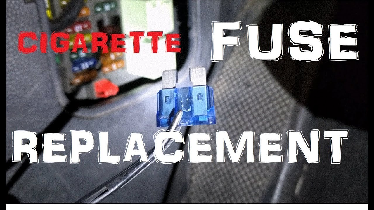 Mini Cooper Fuse Box Lighter