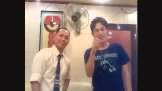 Japanese lesson by Tencho Sydney & Mudai.