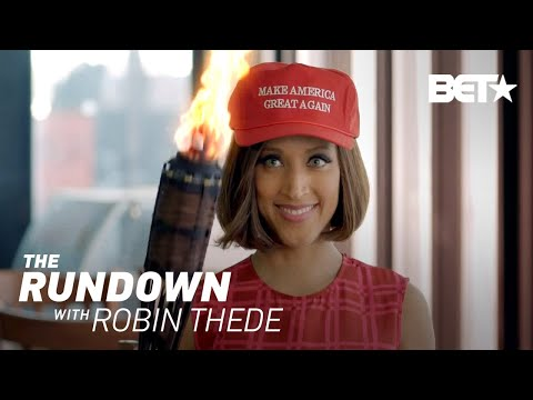 Date A Trump Supporter For The D? | The Rundown With Robin Thede