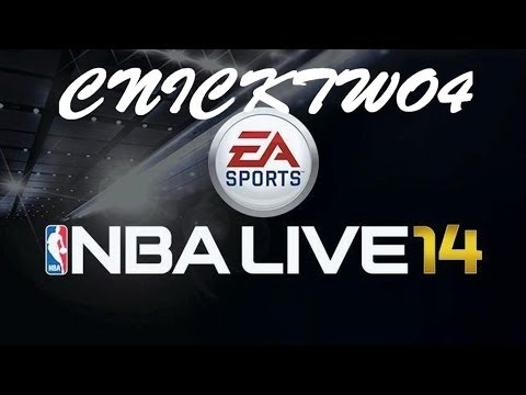 NBA LIVE 14 XBOX ONE Online Ranked Match | Nets Vs Nuggets | MAN THIS GAME HERE LOL!!!