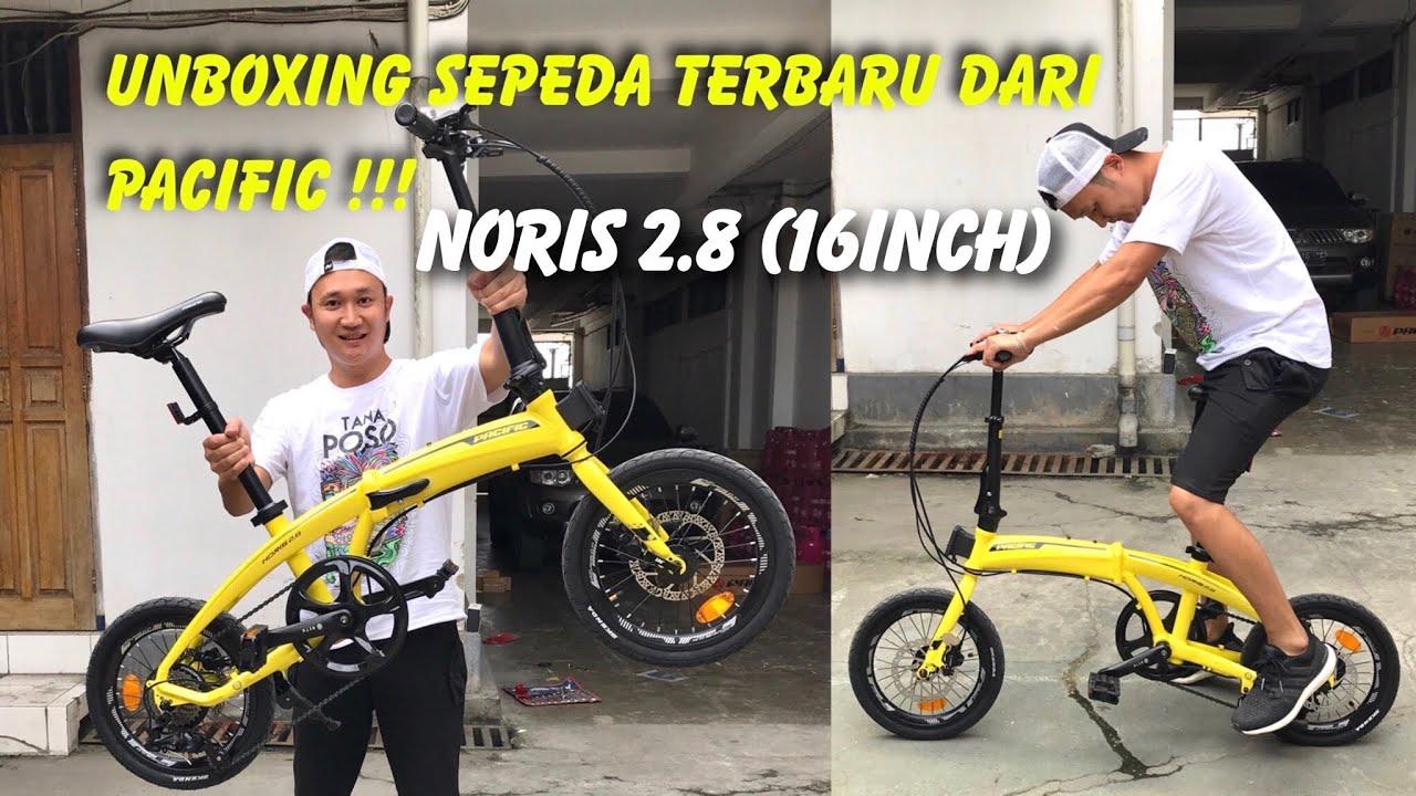 SEPEDA PACIFIC NORIS 2.8 (16inch) 2020