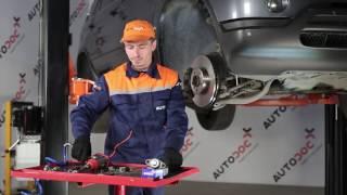 Kuinka vaihtaa pallonivel BMW X5 E53 -merkkiseen autoon OHJEVIDEO | AUTODOC