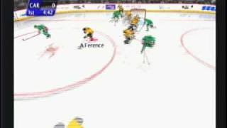 Classic Game Room reviews NHL 2K for the Sega Dreamcast