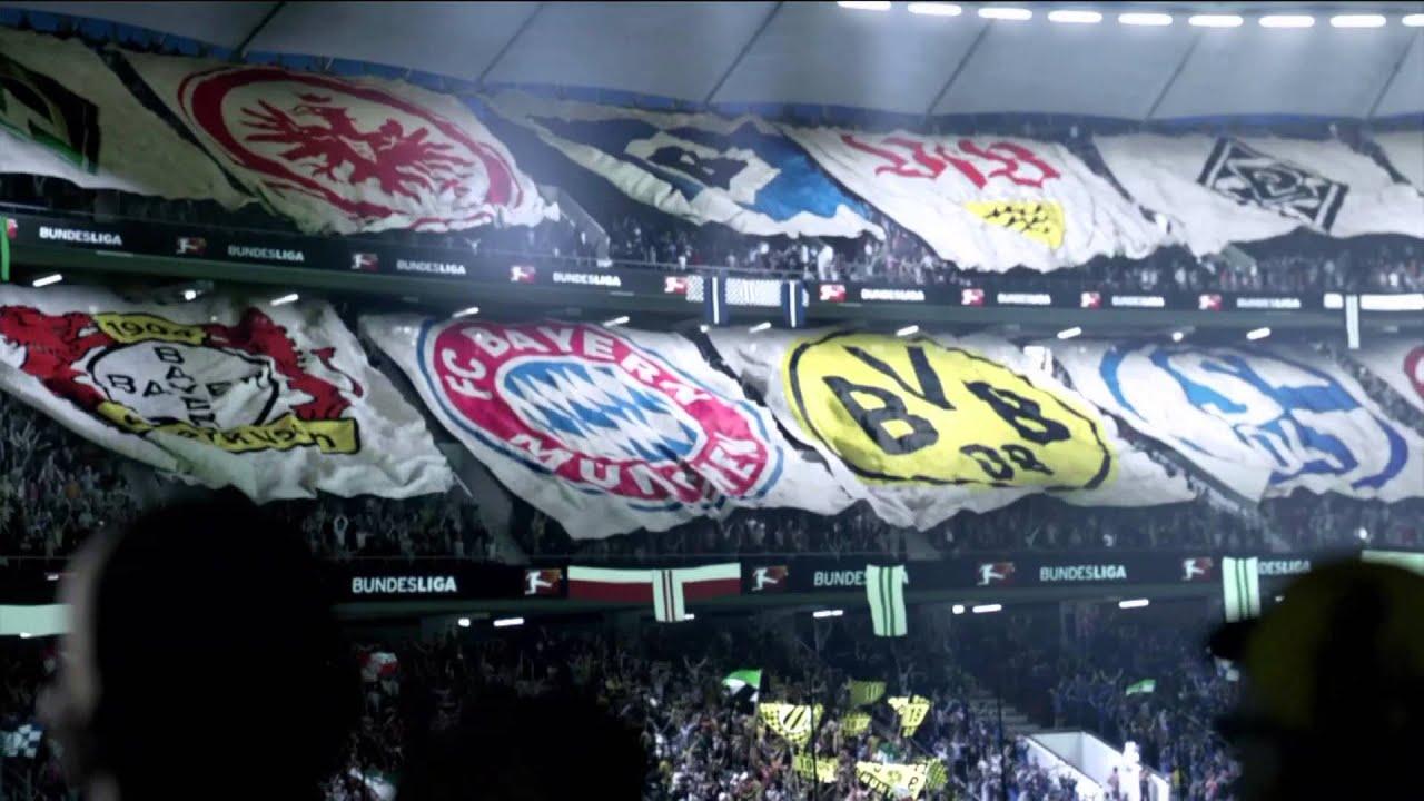 Bundesliga intro 2013 2014 hd youtube for Bundesliga videos