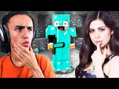 MINECRAFT WITH MY GIRLFRIEND! (Minecraft)